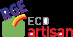 Logo RGE éco artisan
